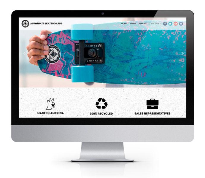 Diseño de página web en Barcelona