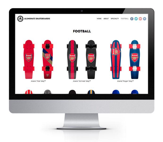 Branding, diseño web responsive, Barcelona